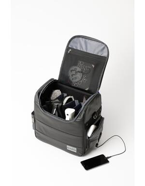 "Someh Grooming Bag - ""Black Beauty"""