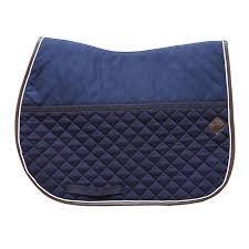 Kentucky sadelunderlag Intelligent Absorb Navy.