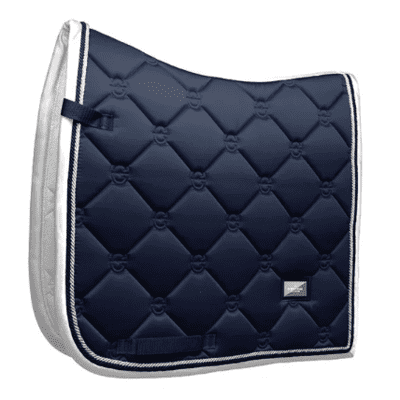 Equestrian Stockholm Midnight White Edge