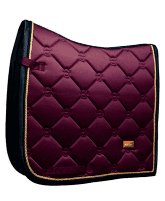 Equestrian Stockholm Purple Gold